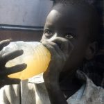 Seven hundred fifty million people in the world have no access to clean water. Approximately 2500 children die each day from water-born diseases.
