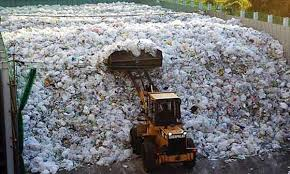 Approximately 35 to 50 billion plastic water bottles end up in landfills every year.