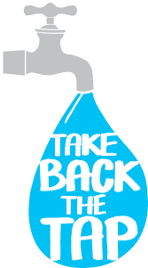 Drink tap water when you ca. If it has impurities, filter all drinking water or water you cook with.